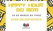 Folder do Evento: HAPPY DO BEM