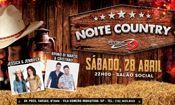 Folder do Evento: Noite Country