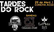Folder do Evento: Tardes do Rock