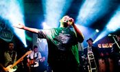 Folder do Evento: Tributo a Tim Maia com Banda Monallizza