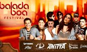 Folder do Evento: Balada Boa Festival