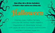Folder do Evento: Halloween Geek's Bar
