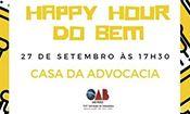 Folder do Evento: 7º Happy Hour do Bem