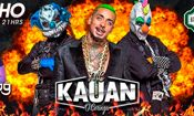 Folder do Evento: Mc Kauan no Baile do Presida