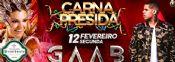 Folder do Evento: Baile CarnaFunk com Mc GAAB