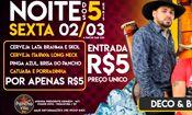 Folder do Evento: Deco&Bueno No Pancho Villa