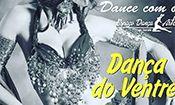 Folder do Evento: Aula Aberta De Dança Do Ventre