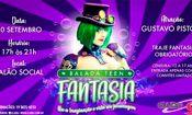 Folder do Evento: Balada Teen Fantasia