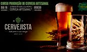 Folder do Evento: Curso de Produção de Cerveja Artesanal