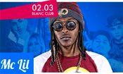 Folder do Evento: Mc Lil Blanc Club -Desapeguei