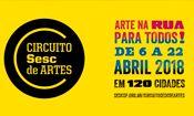 Folder do Evento: Circuito Sesc de Artes 2018