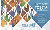 Folder do Evento: Sarau Cultural Laços Entre Tribos