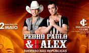 Folder do Evento: Pedro Paulo & Alex PPA