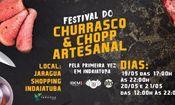 Folder do Evento: 1º Festival do Churrasco & Chopp