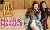 Folder do Evento: Maiara & Maraísa