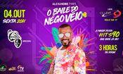 Folder do Evento: Alexandre Pires - O Baile do Nego Véio