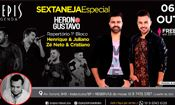 Folder do Evento: Sextaneja Especial na Pepis
