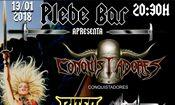 Folder do Evento: Plebe Bar - Heavy Metal