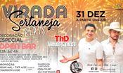 Folder do Evento: Virada Sertaneja Open Bar Pepis - Thales