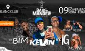 Folder do Evento: Baile do Mandela 3.0 ● MC Kevin ● MC IG