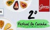 Folder do Evento: 2º Festival Da Coxinha