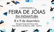 Folder do Evento: Feira de Joias em Indaiatuba!