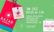 Folder do Evento: Bazar FSF Indaiatuba II