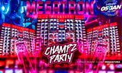 Folder do Evento: Champz Party • Megatron • Blanc Club