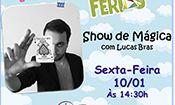 Folder do Evento: Show de Mágica