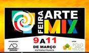 Folder do Evento: FEIRA ARTE MIX