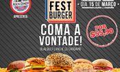 Folder do Evento: 3 Fest Burger