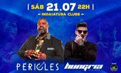 Pericles + Hungria Ao Vivo em Indaiatuba