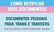 Folder do Evento: Mudança de Nome e Gênero nos Documentos