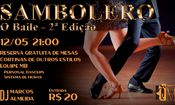 Folder do Evento: SamBolero - O Baile