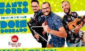 Folder do Evento: Santo Forró - Estação Vargas