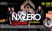 Folder do Evento: NX ZERO - Turnê #Saidera - Pepis