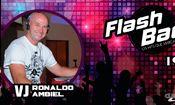 Folder do Evento: Flashback Clube 9 de Julho