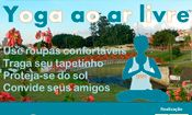 Folder do Evento: Yoga ao Ar Livre