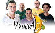 Folder do Evento: Maneva + Reggae de Roda
