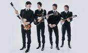 Folder do Evento: Beatles Christmas - Rubber Soul Beatles