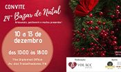 24. Bazar de Natal da Volacc