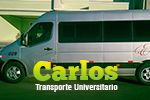 Carlos Transporte Universitario