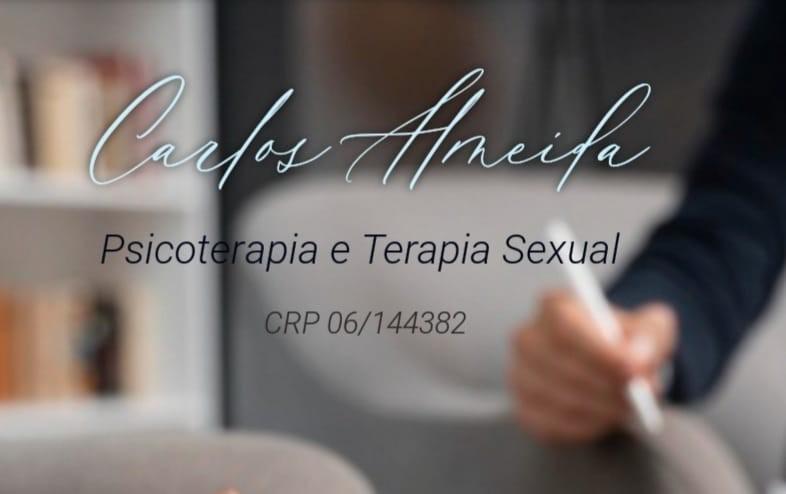 Carlos Almeida - Psicólogo