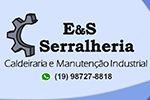 E&S Serralheria, Caldeiraria e Manutenção Industrial