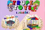 Trupe Toys Locações