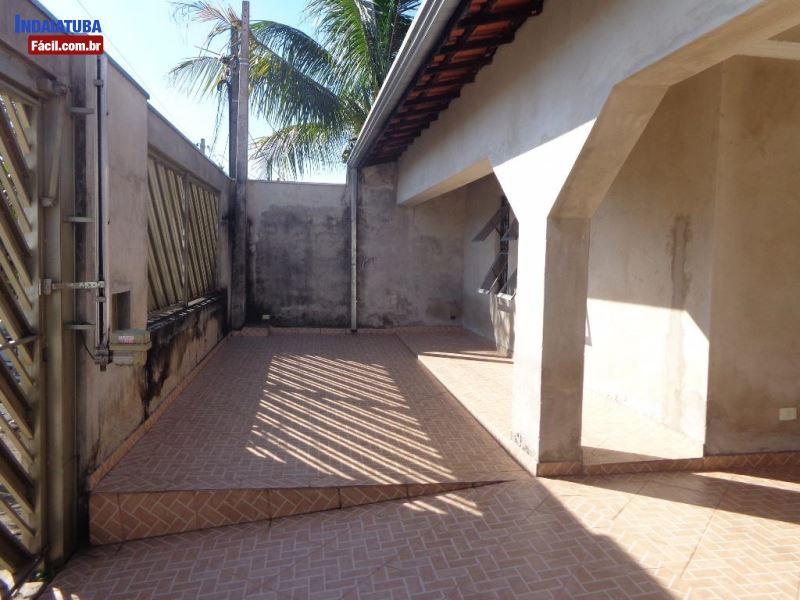 Casa Residencial à venda, Parque São Lourenço, Indaiatuba - CA0052.