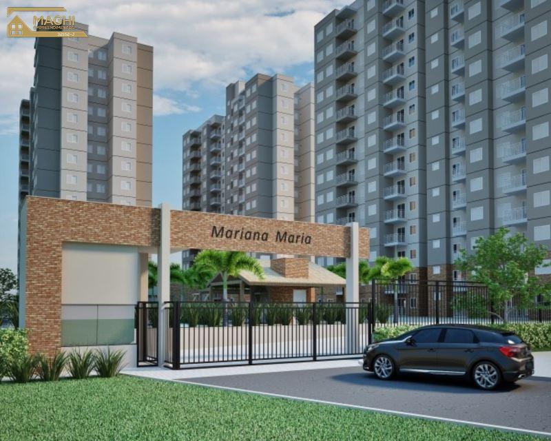 Apartamentos de 03 Dormitórios com 67 m² Residencial Mariana Maria - Salto SP