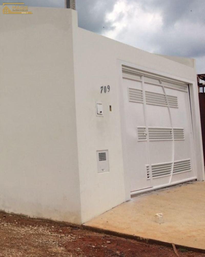 Casa 03 Dormitórios com Suíte no Nair Maria Salto SP