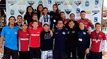 Natação de Indaiatuba conquista medalhas na copa São Paulo vinculados