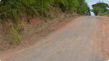 Prefeitura faz mutirão de limpeza e manutenção da rodovia Lix da Cunha